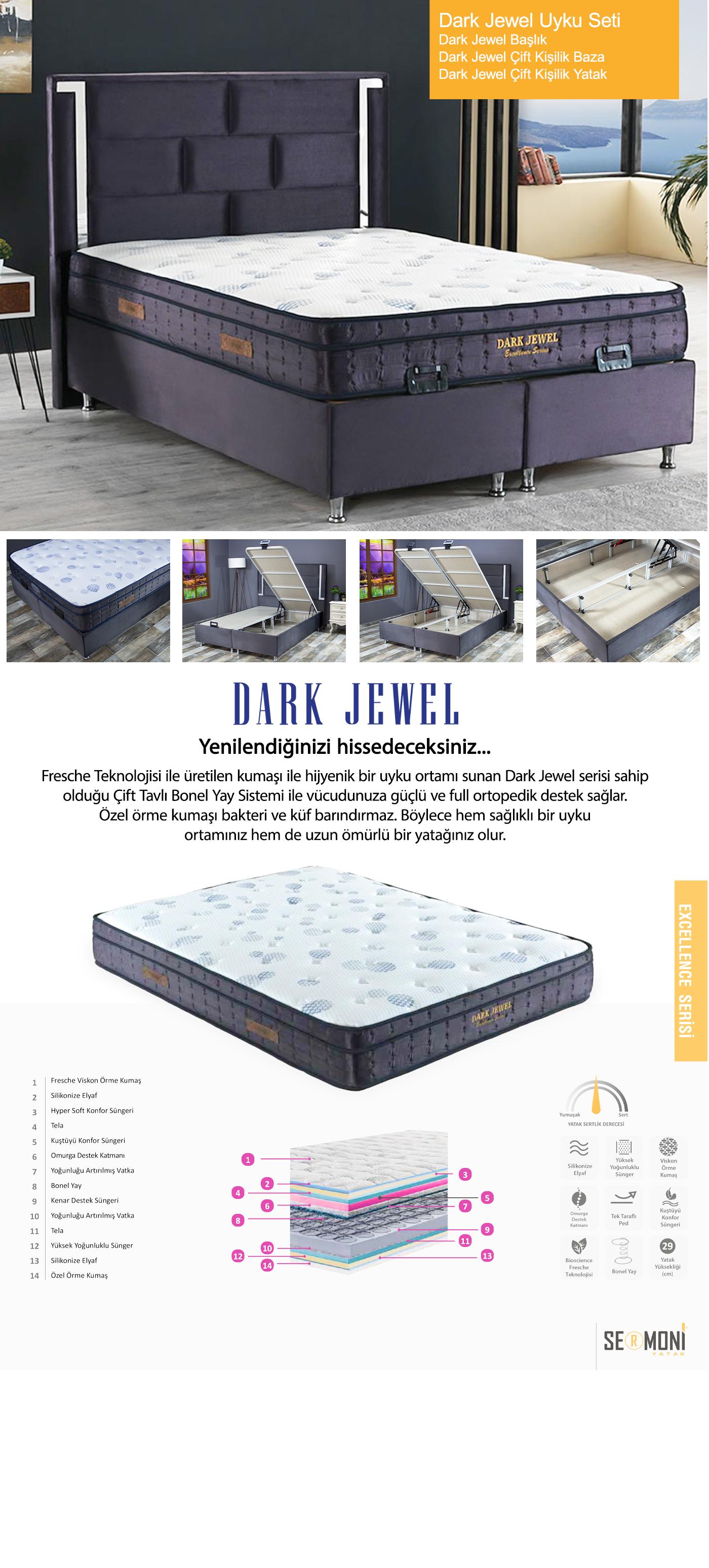Dark Jewel Baza